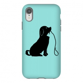 iPhone Xr  Animals green by Coffee Man