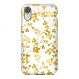 iPhone Xr  Golden Vines by
