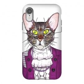 iPhone Xr  CatPrince by Varo Lojo