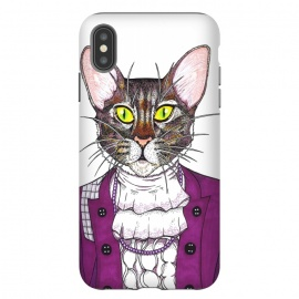 iPhone Xs Max  CatPrince by Varo Lojo