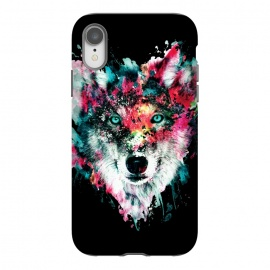 iPhone Xr  Wolf by Riza Peker