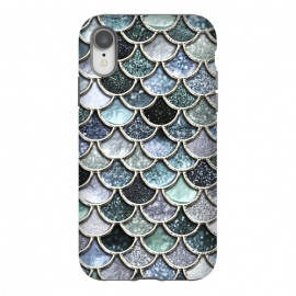 Multicolor Silver Metal Foil Mermaid Scales by Utart