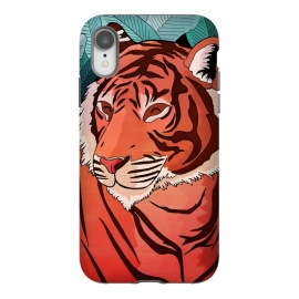 iPhone Xr  Tiger in the jungle  by Steve Wade (Swade)