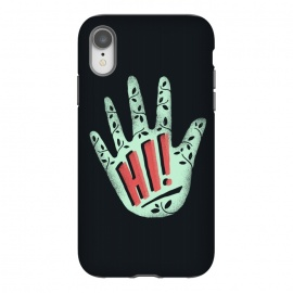 iPhone Xr  High Five by  (hand,typo)
