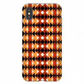 iPhone Xs Max  Tribal Pattern by Dhruv Narelia