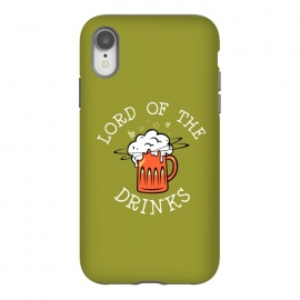 iPhone Xr  Lord Of The Drinks by