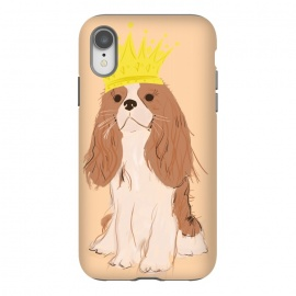 iPhone Xr  KING CHARLES by ALIPRINTS Design Studio