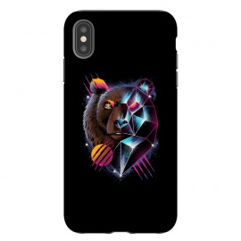 iPhone Xs Max  Rad Bear by Vincent Patrick Trinidad