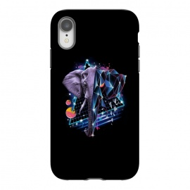 iPhone Xr  Rad Elephant by Vincent Patrick Trinidad