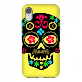 iPhone Xr  SKULL PATTERN by MALLIKA