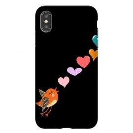 iPhone Xs Max  musical bird by MALLIKA