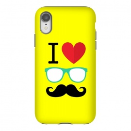 I Love Moustache by Dhruv Narelia