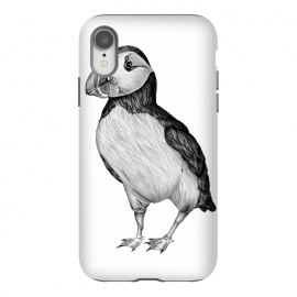iPhone Xr  Little Puffin by ECMazur