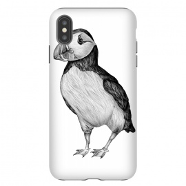 iPhone Xs Max  Little Puffin by ECMazur