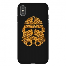 iPhone Xs Max  Leopard StormTrooper by Sitchko Igor