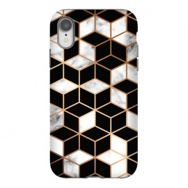 iPhone Xr  Marble Geometry 005 by