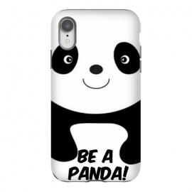 iPhone Xr  be a panda by MALLIKA