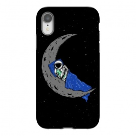 iPhone Xr  Sleeping Astronaut by