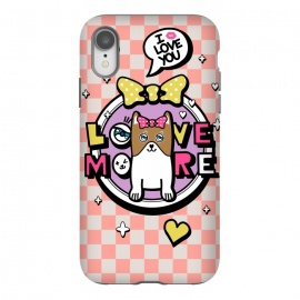 iPhone Xr  CUTIE DOG by