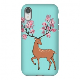 iPhone Xr  Natural Deer by Coffee Man