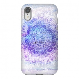 iPhone Xr  Mandala Bliss by Rose Halsey (Mandala,floral)