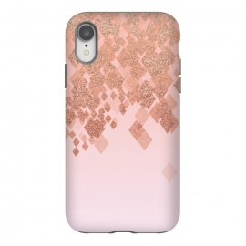 iPhone Xr  Rose Gold Glamour by