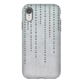 iPhone Xr  Soft Pink Rhinestone Embellishment by Andrea Haase