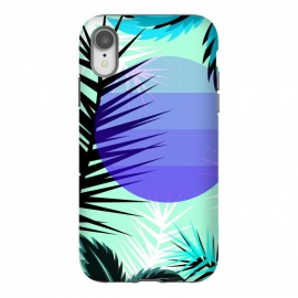 iPhone Xr  tropical pattern 2 by MALLIKA