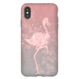 Flamingo Watercolor Art by Andrea Haase