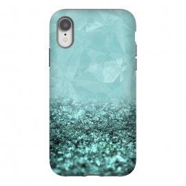 iPhone Xr  Turquoise Glamour by Andrea Haase