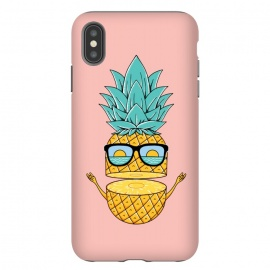 Pineapple Sunglasses Pink by Coffee Man (pineapple,sunglasses,summer,beach,ocean,nature,sea,landscape,sun,sunset,fun,funny,humor,adorable,explore,adventure,spring break)