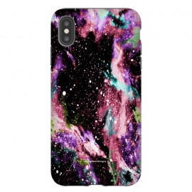Cotton Candy Galaxy by Gringoface Designs