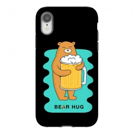 Beer Hug 2 by Coffee Man (beer, bear, animal, animals, fun, funny, humor,cerveza, birra, drink, drinking, animal lover, pet, pets,pet lover, wild, nature,hug, hug bear, hug beer)