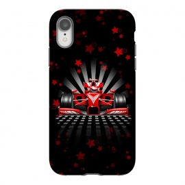 iPhone Xr  Formula 1 Red Race Car by