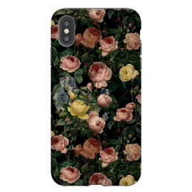 Night Vintage Roses by Utart