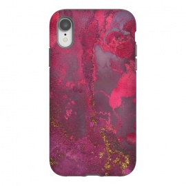 iPhone Xr  Pink Gold Marble by
