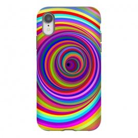 iPhone Xr  Hypnotic Psychedelic Vertigo Hole by