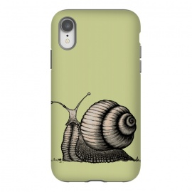 iPhone Xr  SNAIL by Mangulica