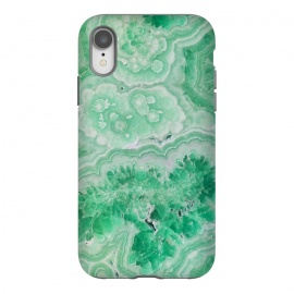 iPhone Xr  Mint Green Agate by