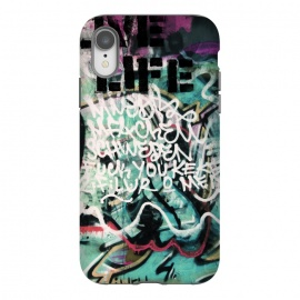 iPhone Xr  Graffiti Art Writing by Andrea Haase