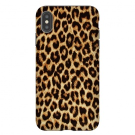 iPhone Xs Max  ReAL LeOparD by ''CVogiatzi.