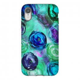 iPhone Xr  Alcohol ink 6 by Haris Kavalla