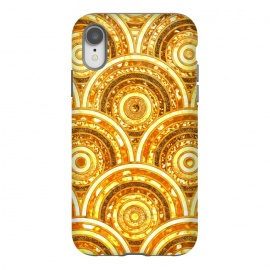 iPhone Xr  aztec gold by