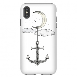 iPhone Xs Max  Anchor Your Dreams by Barlena
