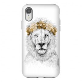 iPhone Xr  Festival lion II by Balazs Solti