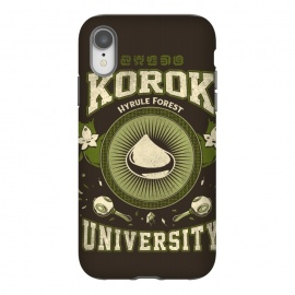 iPhone Xr  Korok University by Ilustrata