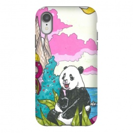 iPhone Xr  sugar panda by Varo Lojo