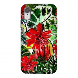 Aloha Tropical Passiflora Jungle by Utart