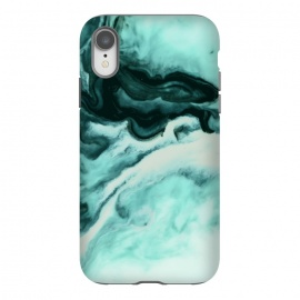 iPhone Xr  Abstract marbling mint by Mmartabc