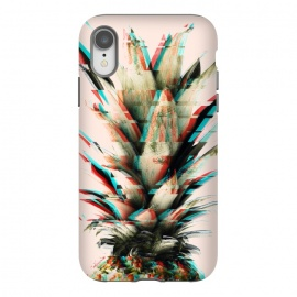 iPhone Xr  Glitch pineapple by